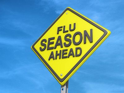 Flu Season Symptoms - Learn How to Stay Healthy During the Flu Season headache, swollen