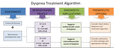 Treatments For Dyspnea - Learn the Different Types of the above symptoms, seek